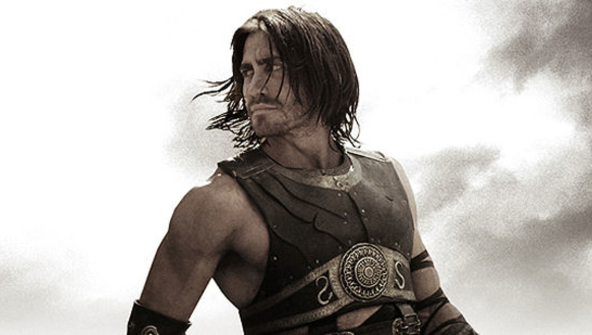 Is Prince Of Persia The First Great Game Movie