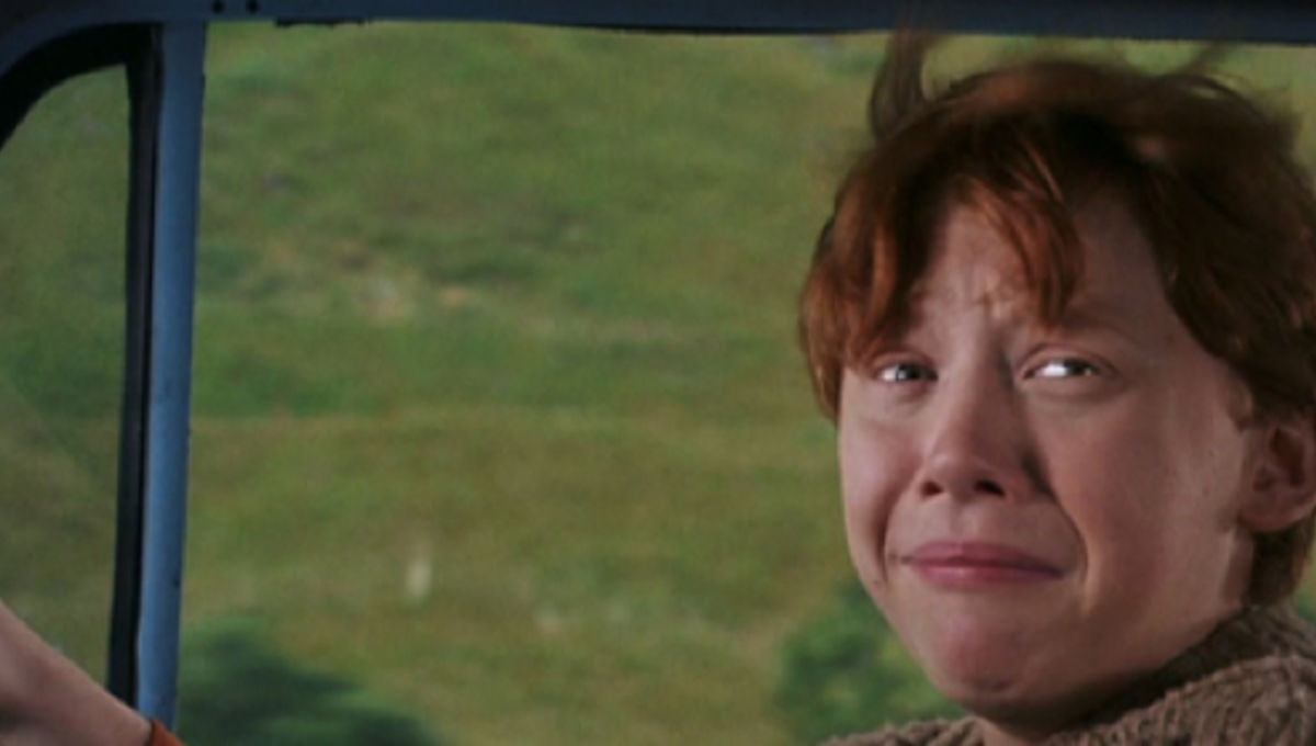 Weasley-hating Rowling wanted to murder Ron!