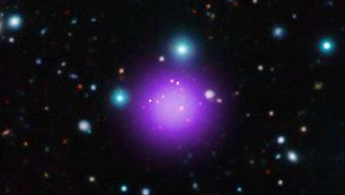 The IRAS galaxy