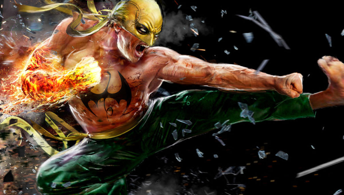 Marvel considered an Asian American actor for Iron Fist but cast him as a  villain instead