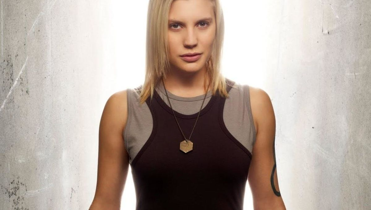 Battlestar Galactic's Katee Sackhoff signs on to star in Origin Unknown
