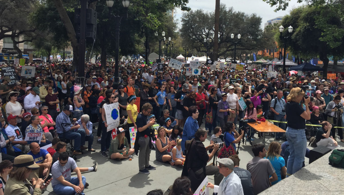 Silicon Valley March for Science