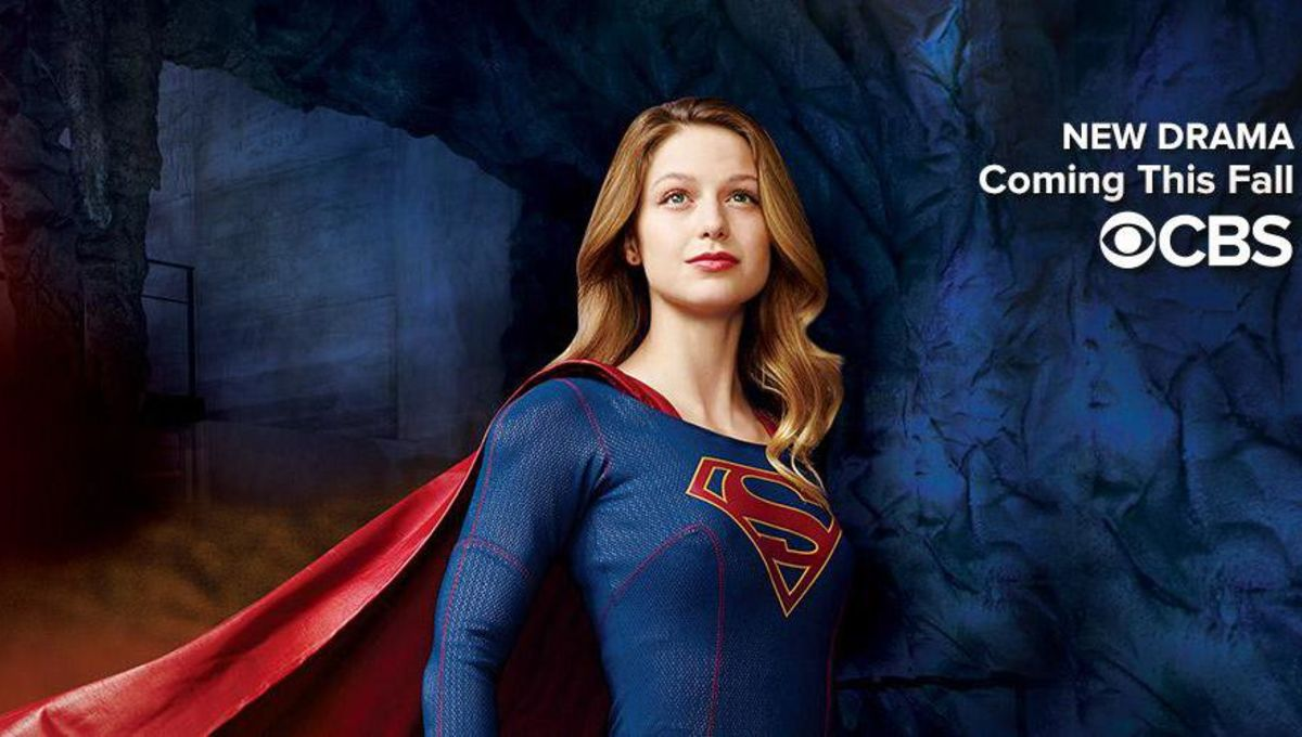 CBS unleashes a new, more power-packed Supergirl trailer and video ...