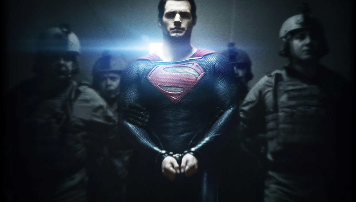 "Man of Steel concept art shows ""S"" chest designs we didn't see"