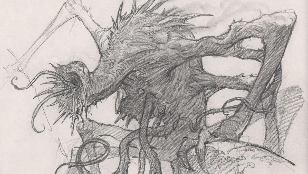 The Last God - Wraith