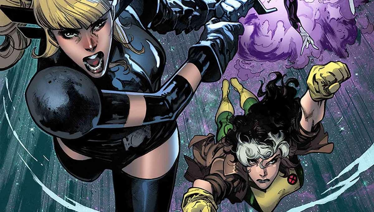 X-Men Free Comic Book Day cover