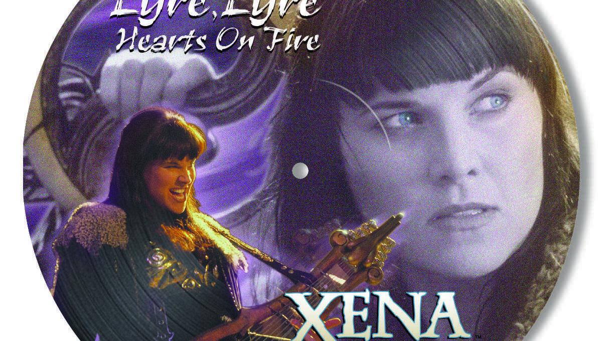 Xena: Lyre Lyre Hearts on Fire/Varèse Sarabande Records