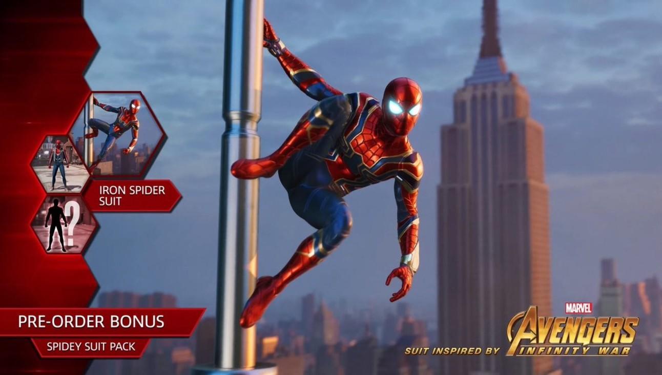 Spider-Man Insomniac: DLC