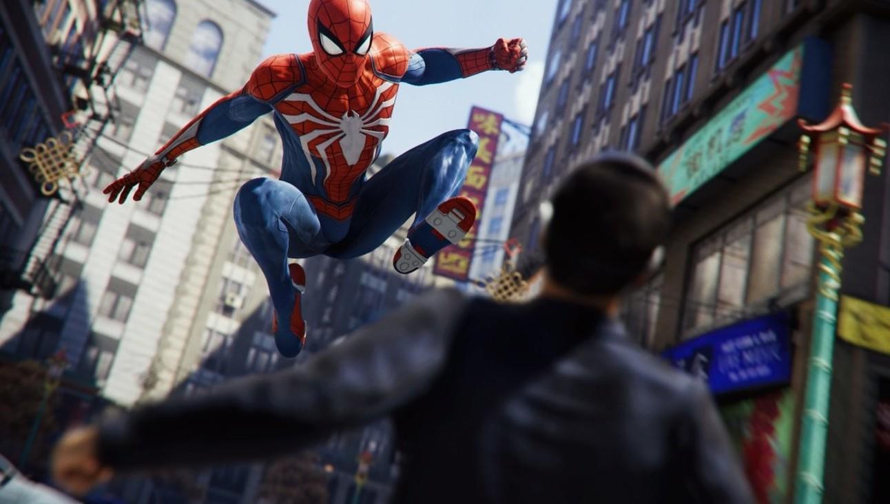 Spider-Man Insomniac: Combat