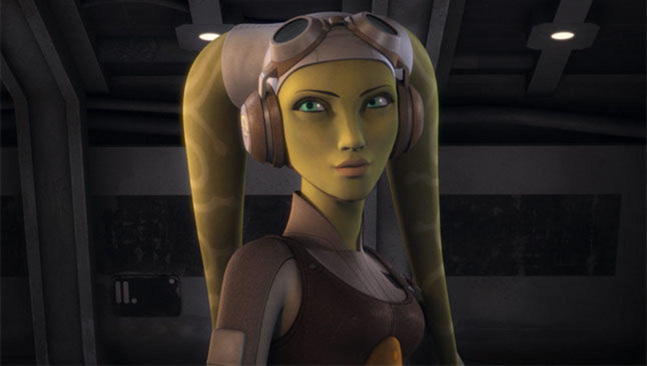 5 Star Wars Rebels