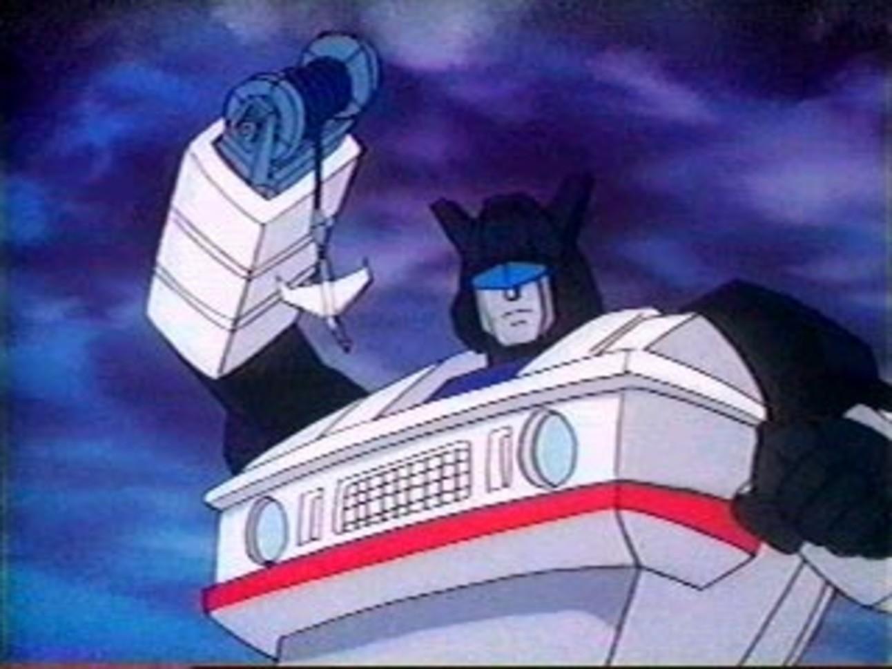 original transformers cartoon episode 1