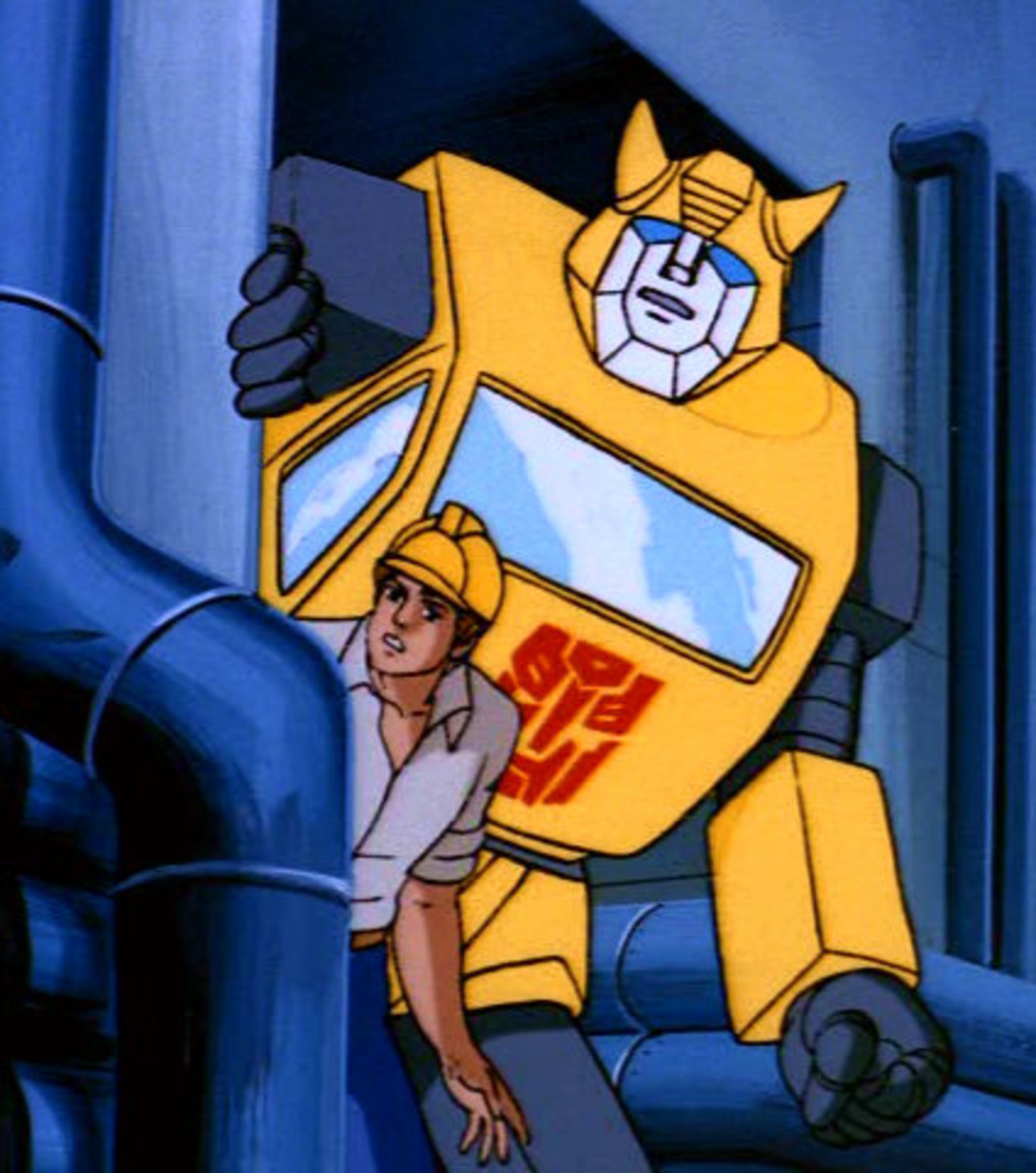 PlagueOfInsecticons_Bumblebee_and_Spike_hide.jpg