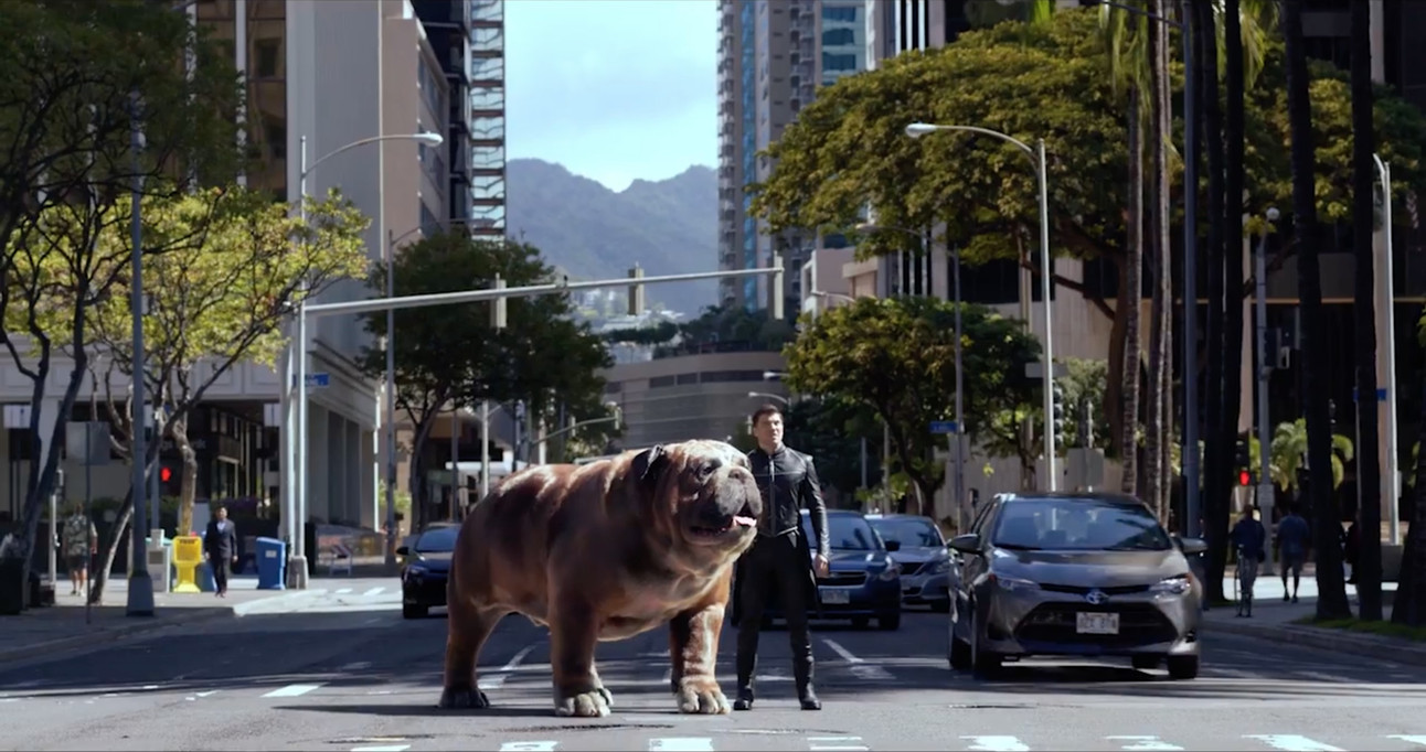 Image result for lockjaw inhumans