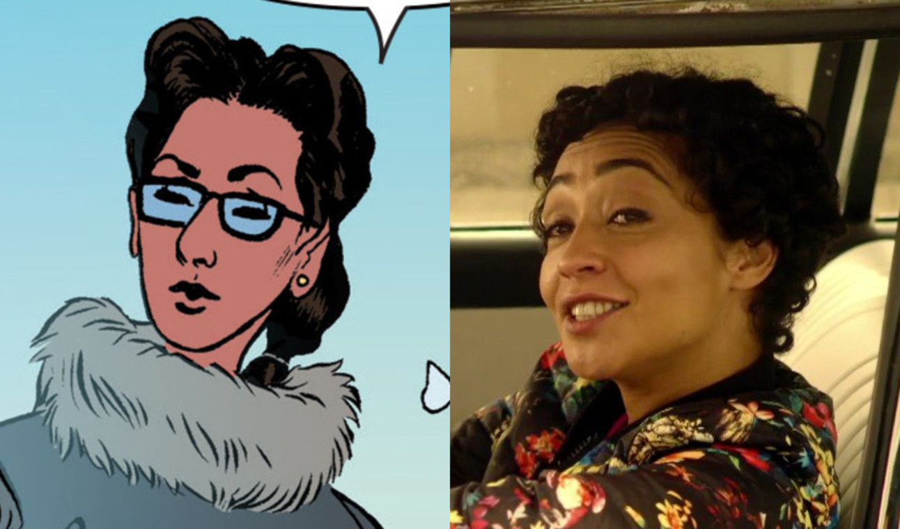 Ruth Negga as Professor Douglas.jpg