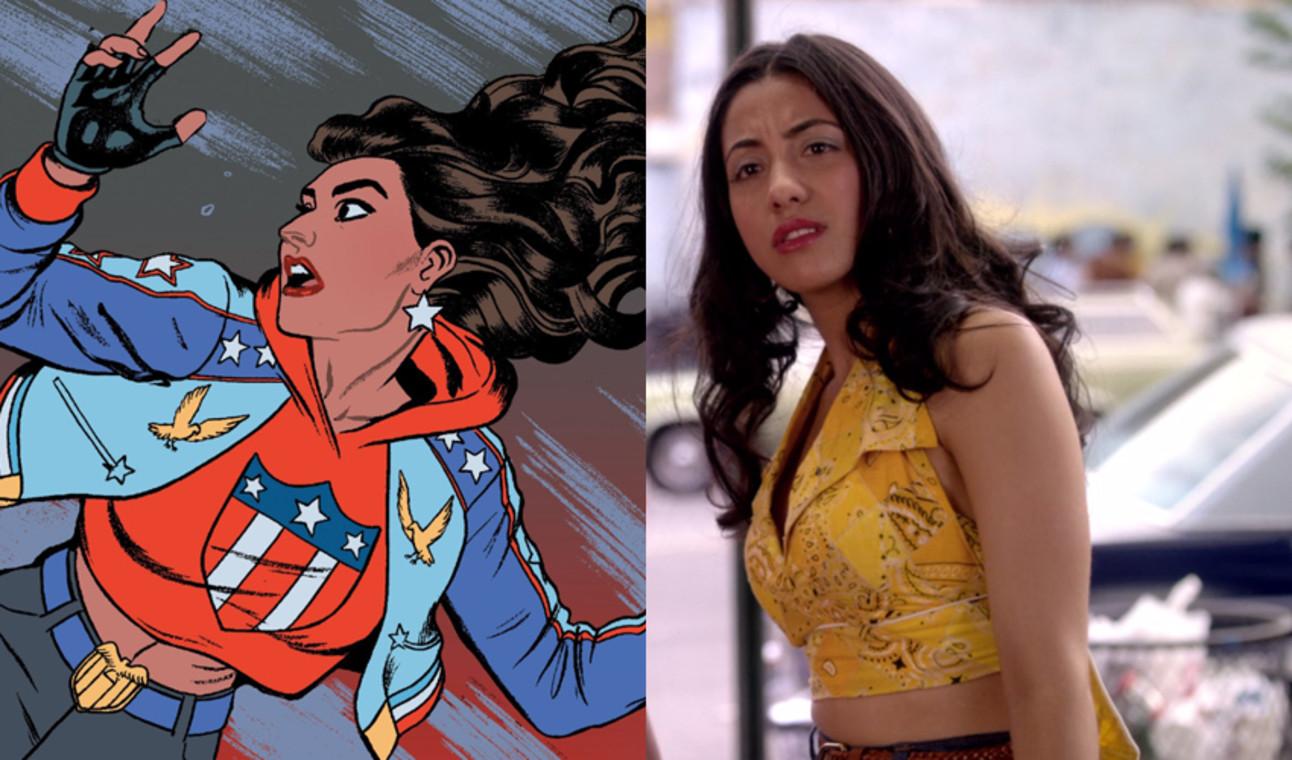 Shyrley Rodriguez as America Chavez.jpg