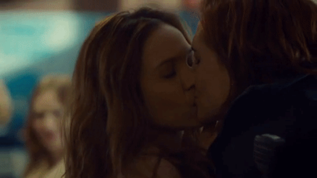 The definitive ranking of every WayHaught kiss