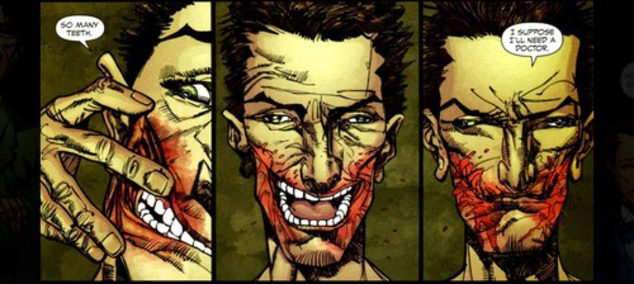 Resultado de imagem para confidential batman joker