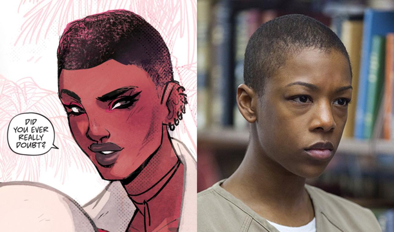 Samira Wiley as Domino Swift.jpg