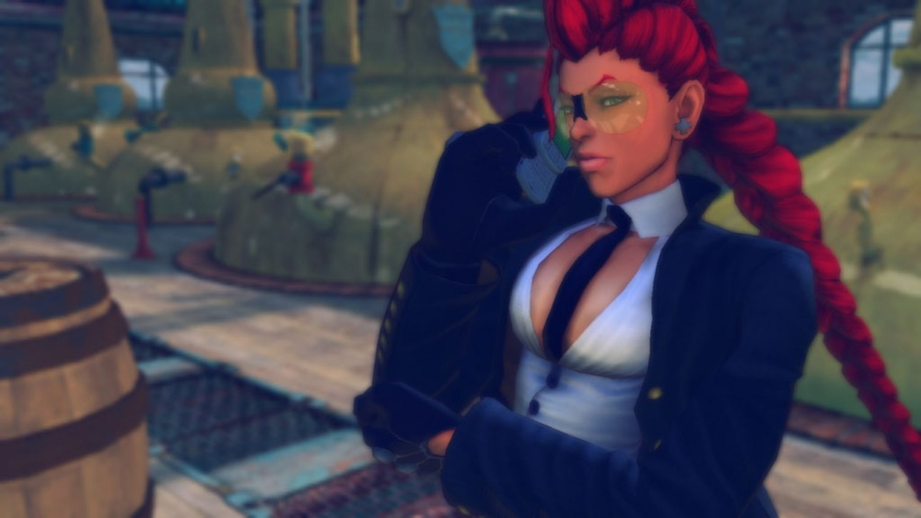 Street Fighter: C. Viper