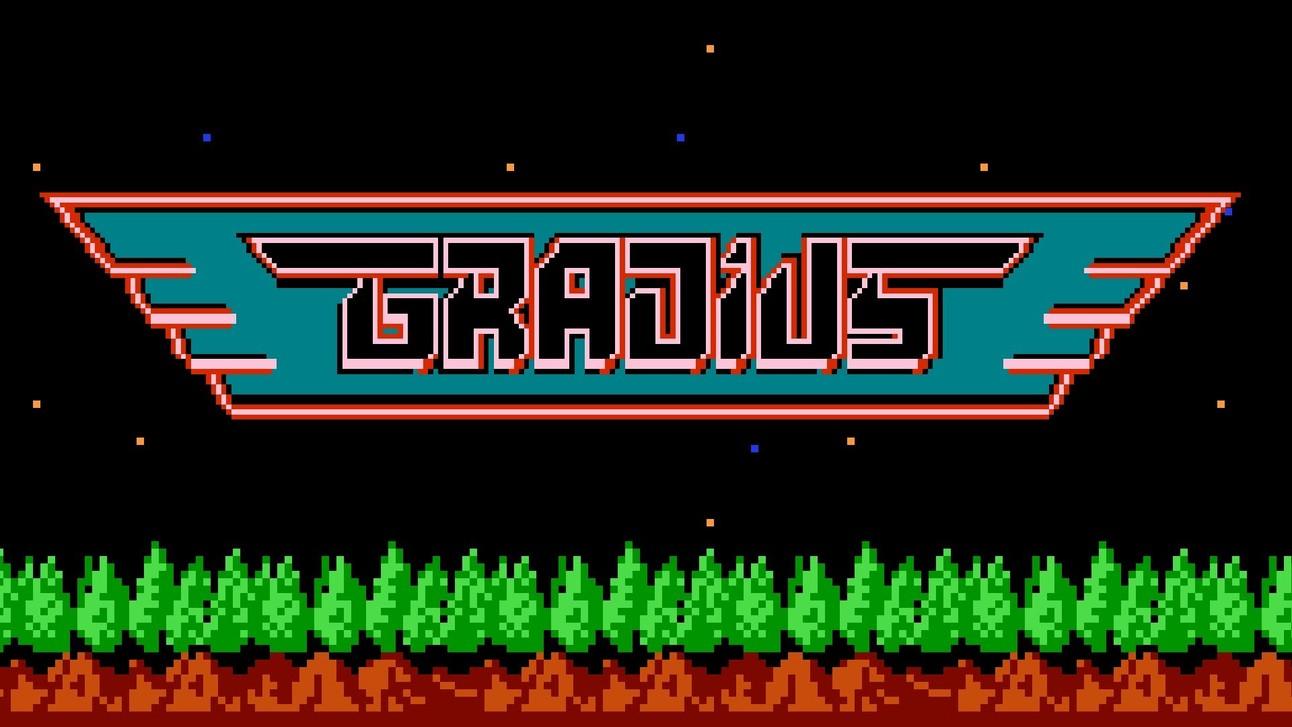 Gradius - Intro