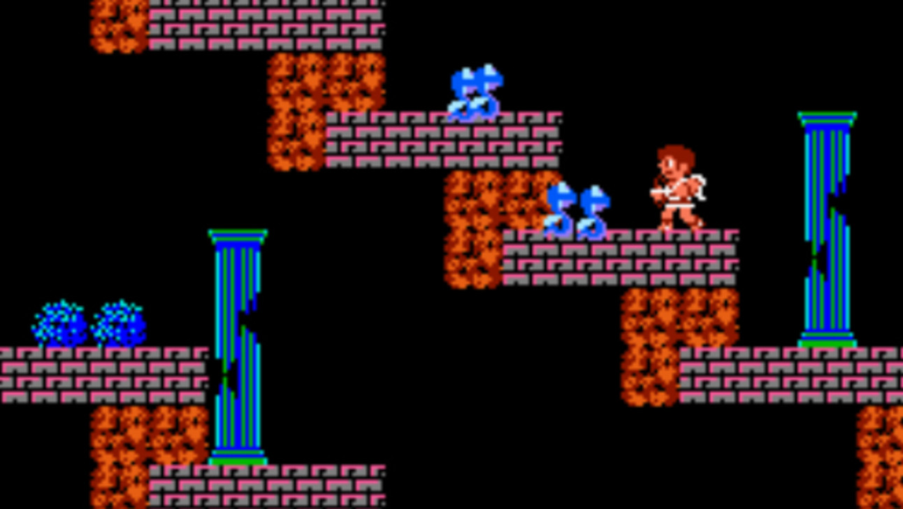 Kid Icarus - Screenshot