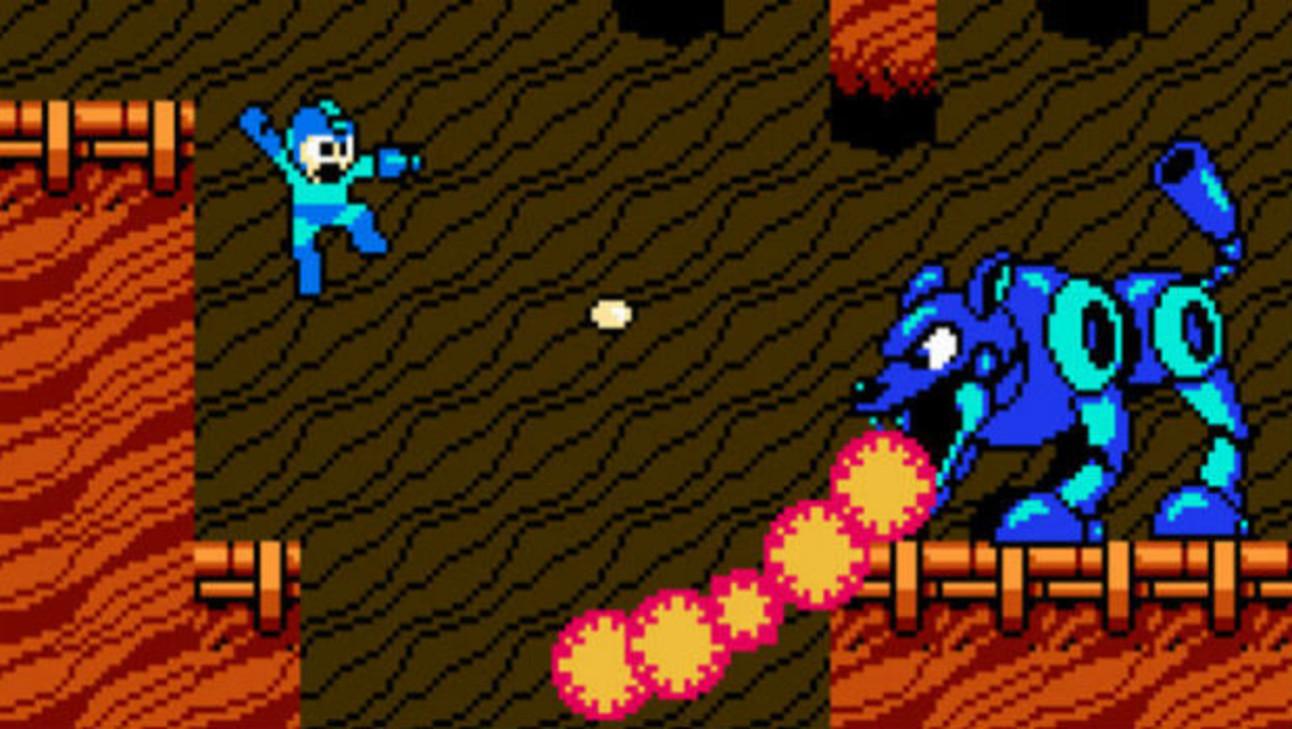 Mega Man 2: Boss Fight