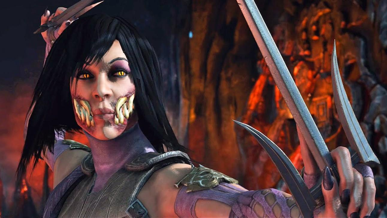 Mortal Kombat X: Mileena