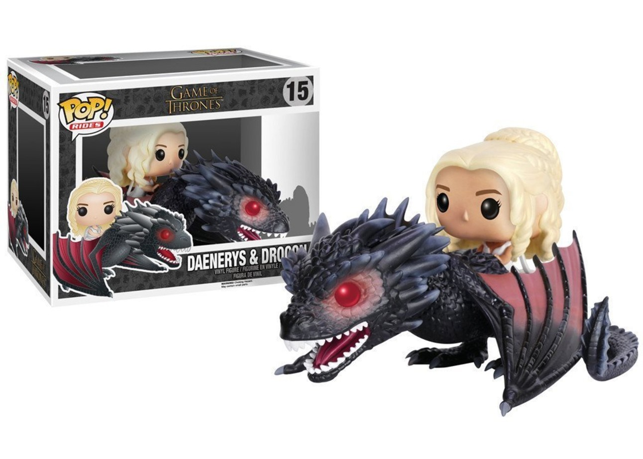 Game of Thrones Funko Daenerys and Drogon