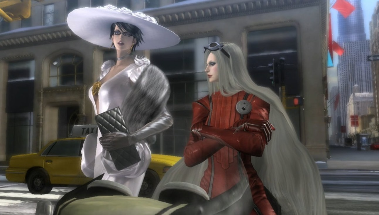 Bayonetta - Bayonetta and Jeanne