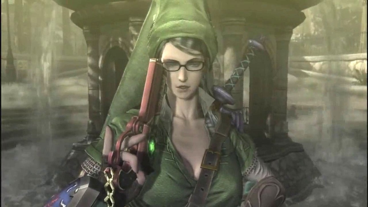 Bayonetta is now Nintendo's coolest female character | SYFY WIRE