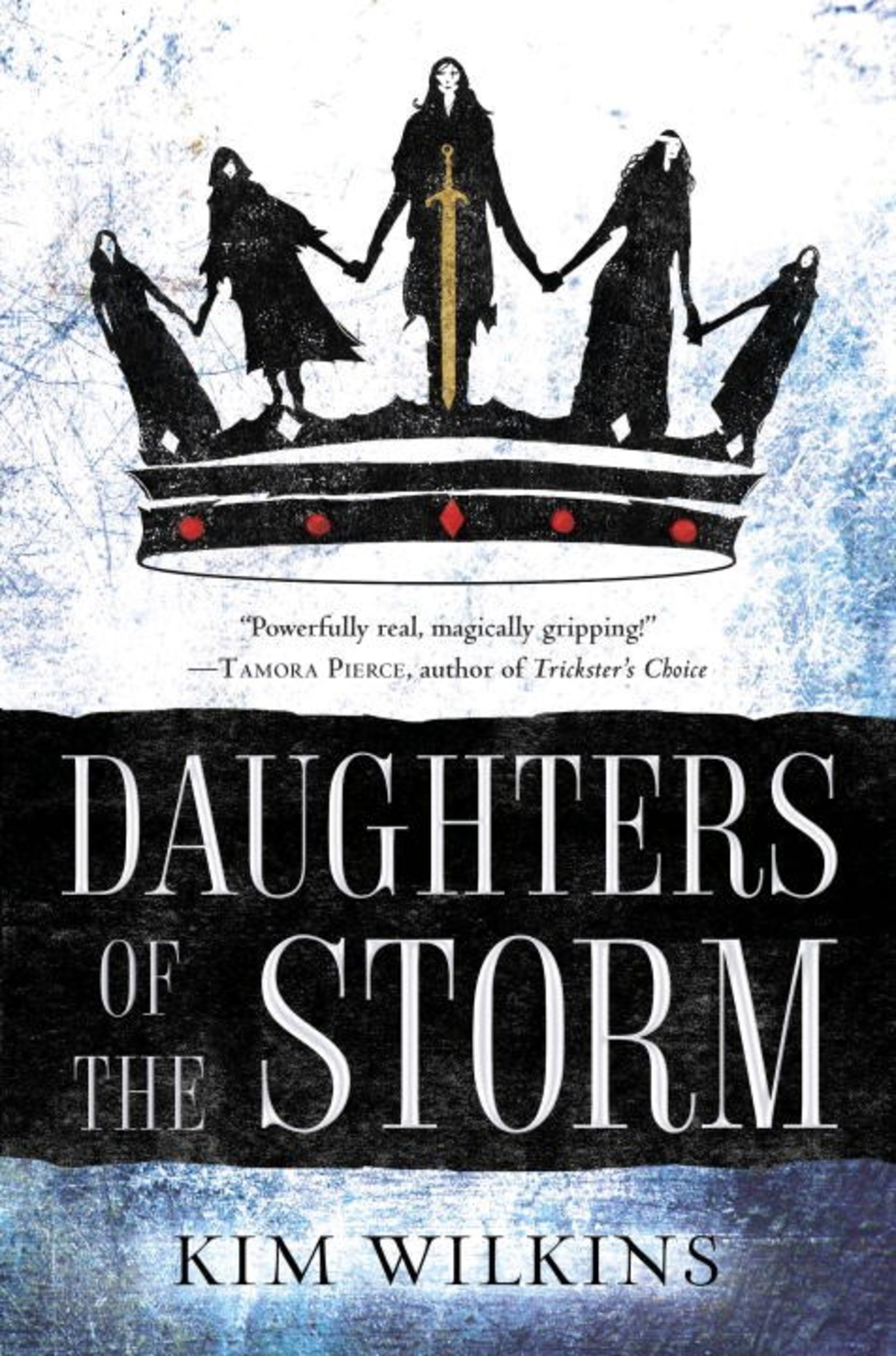 daughters of the storm kim wilkins