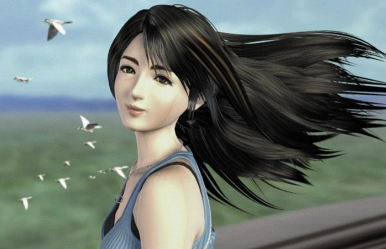 Final Fantasy VIII - Rinoa