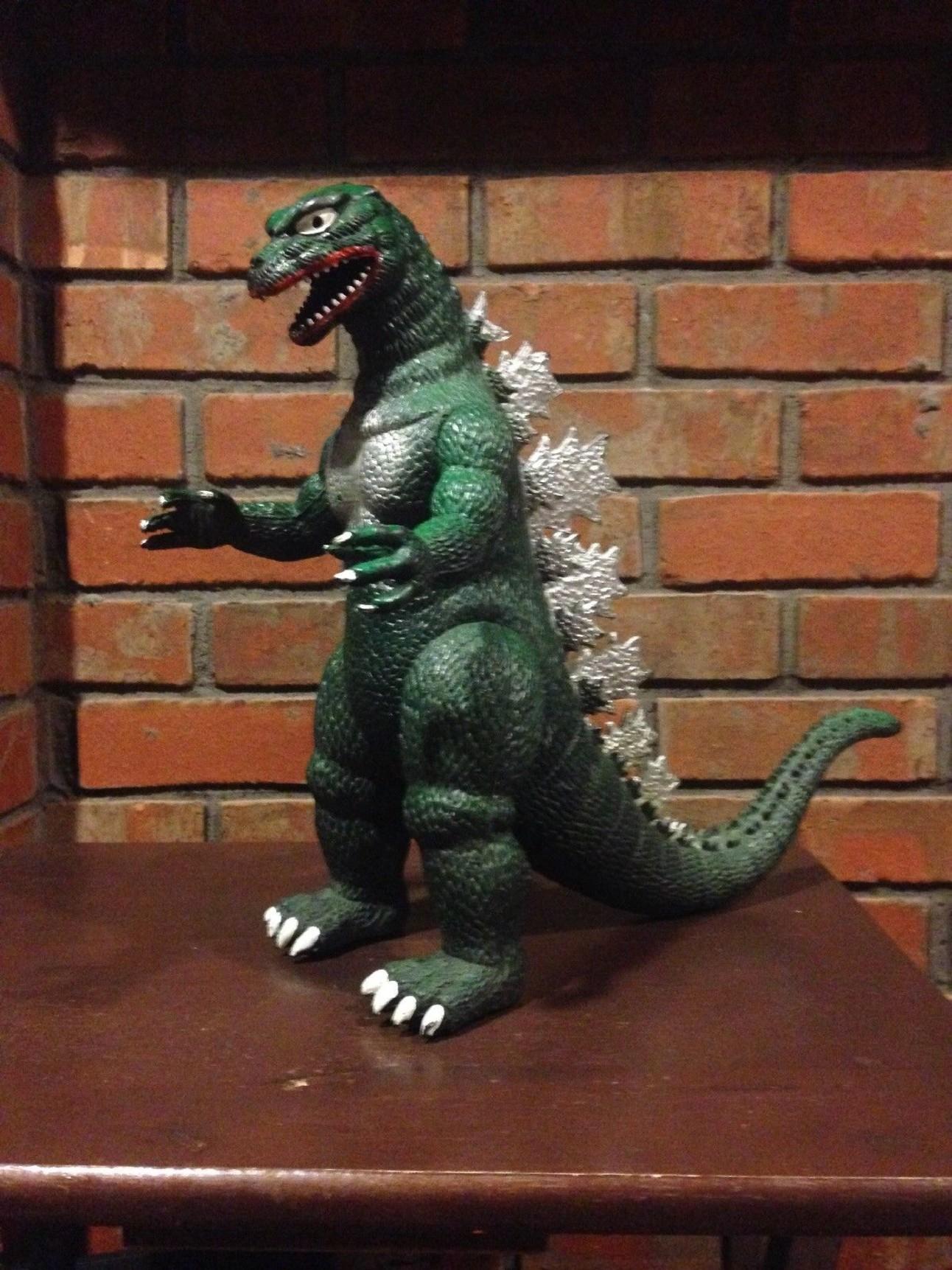 Godzilla toy 2