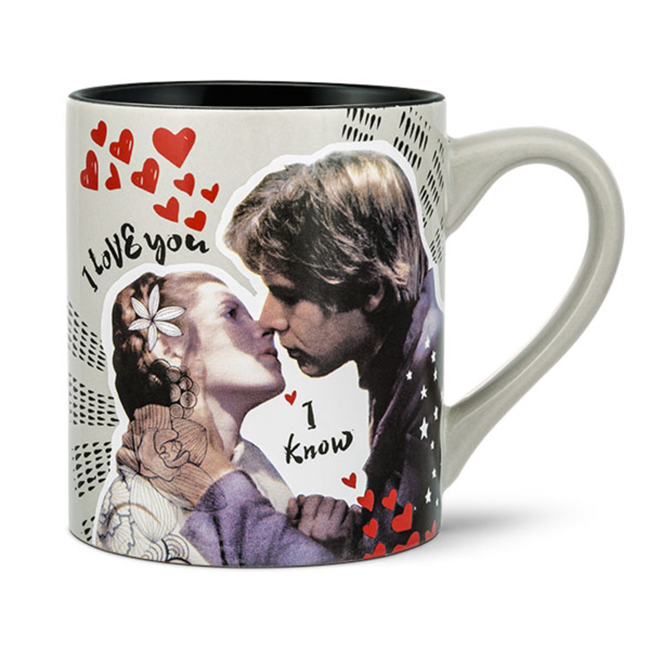 Empire Strikes Back Mug Think Geek