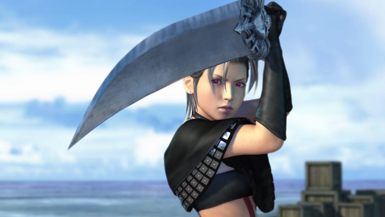 Final Fantasy X2 - Paine #2