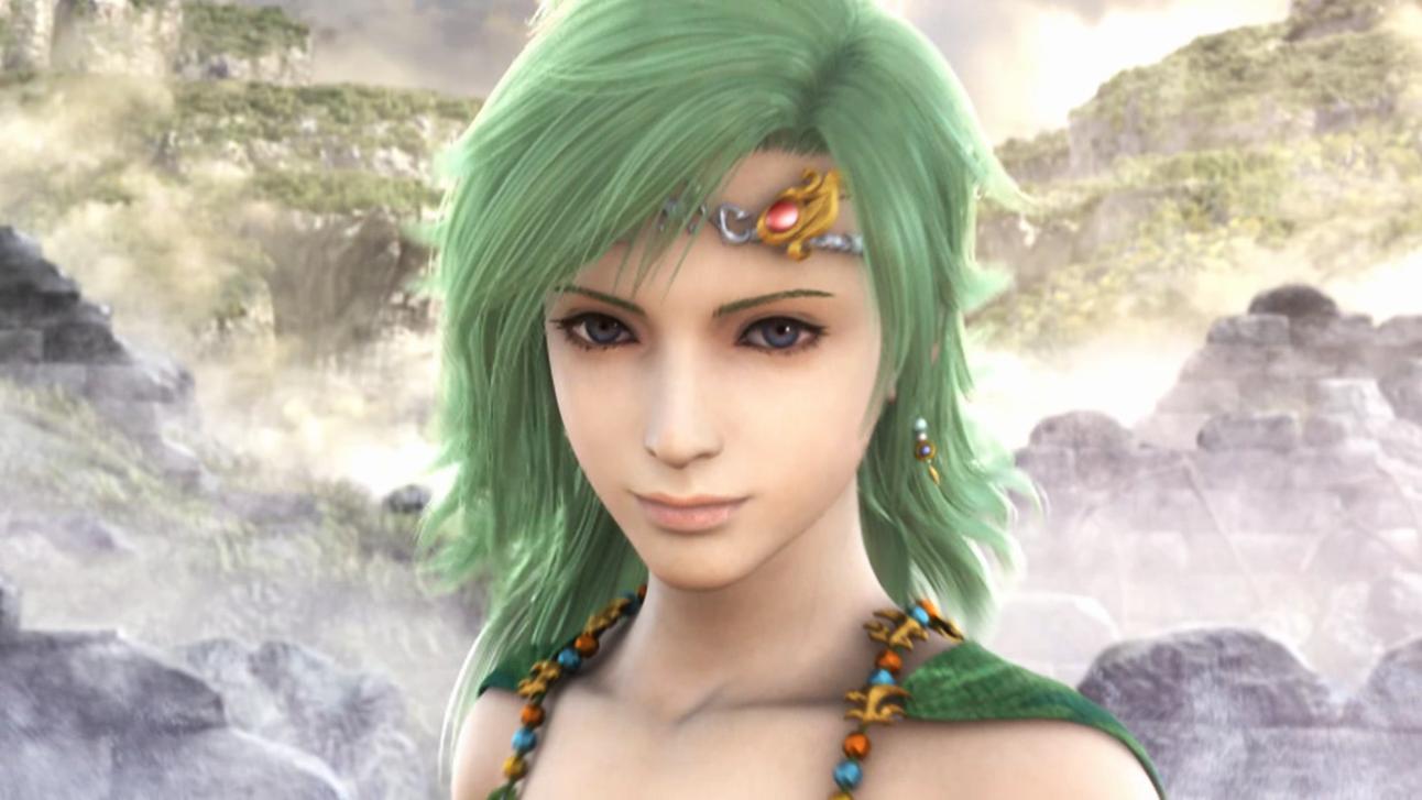 Final Fantasy IV - Rydia