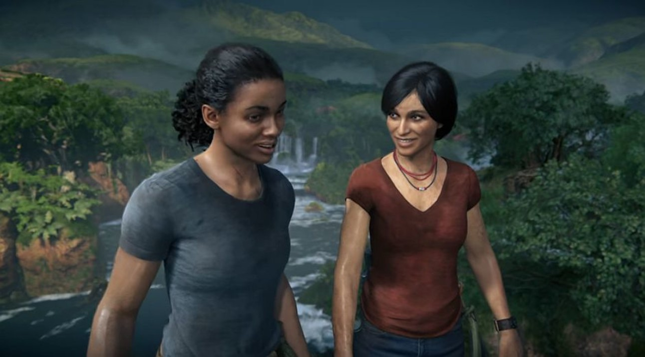 Uncharted - Chloe and Nadine
