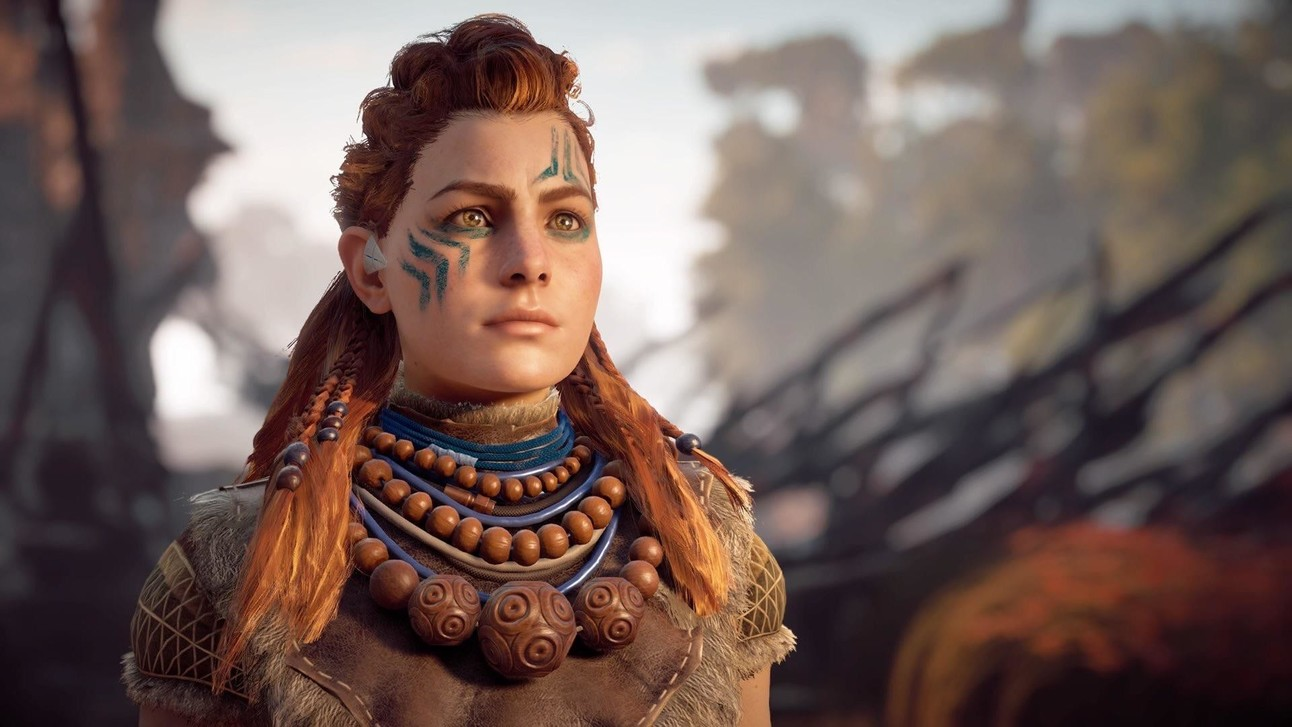 Horizon Zero Dawn - Aloy