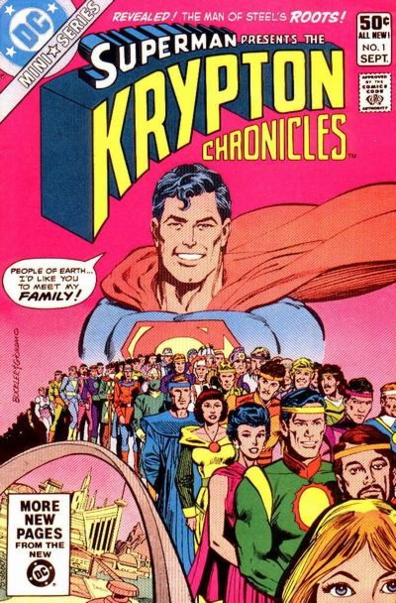 Superman Krypton Chronicles