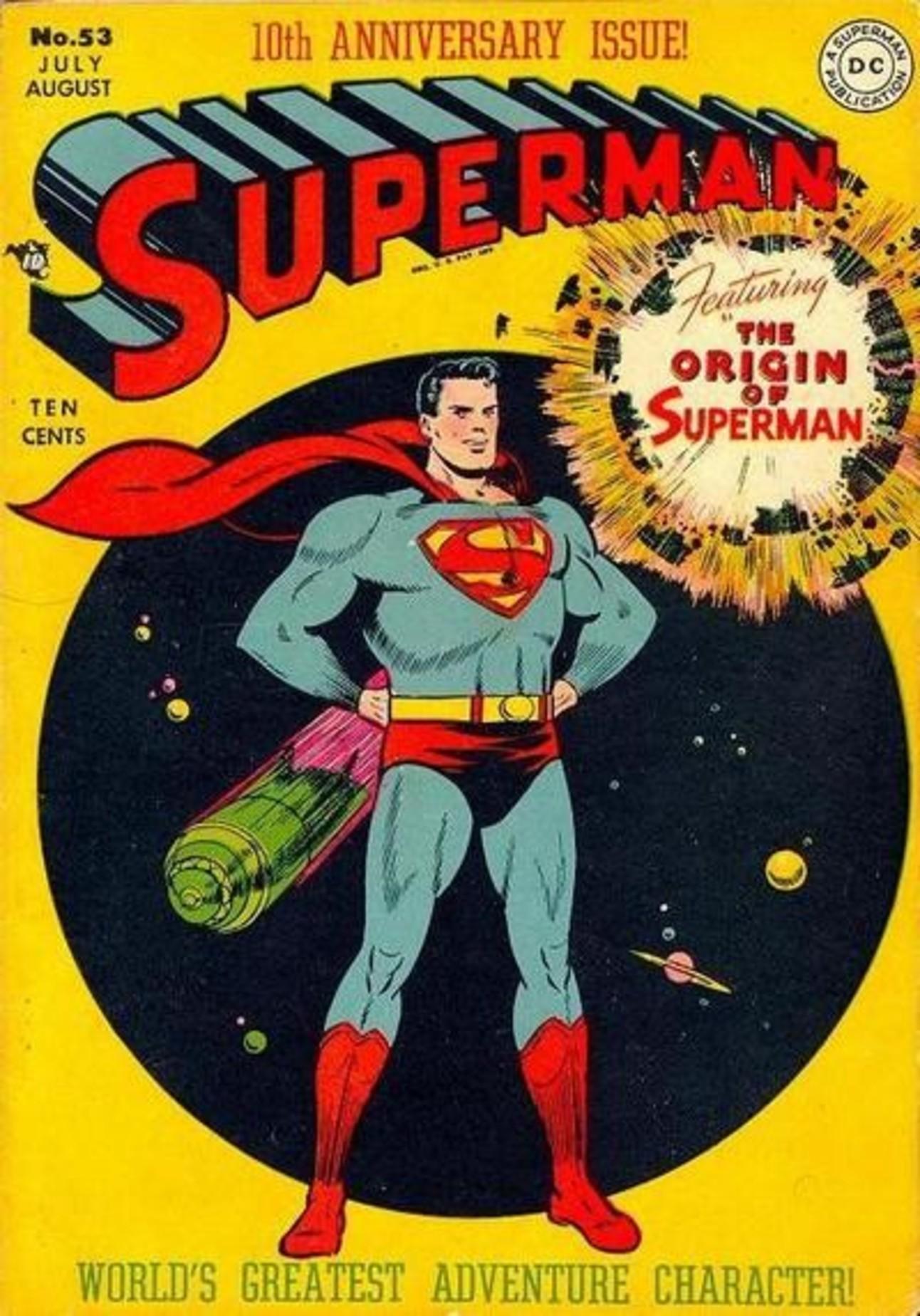Superman 53