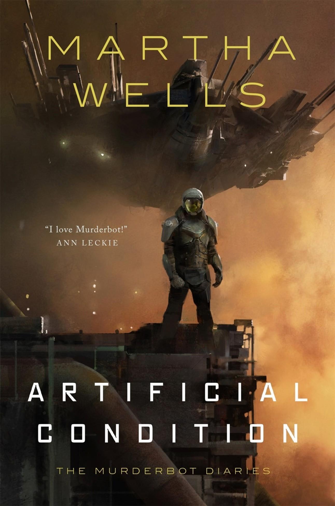 artificial condition martha wells