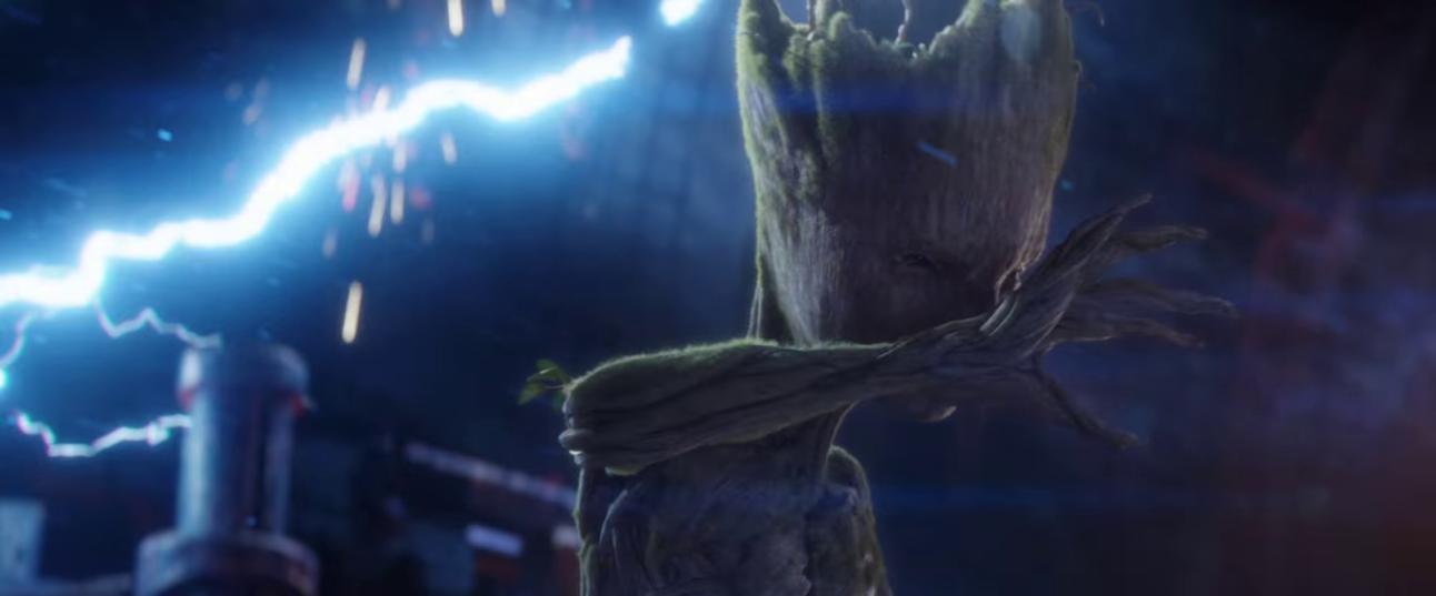 Groot, Avengers: Infinity War