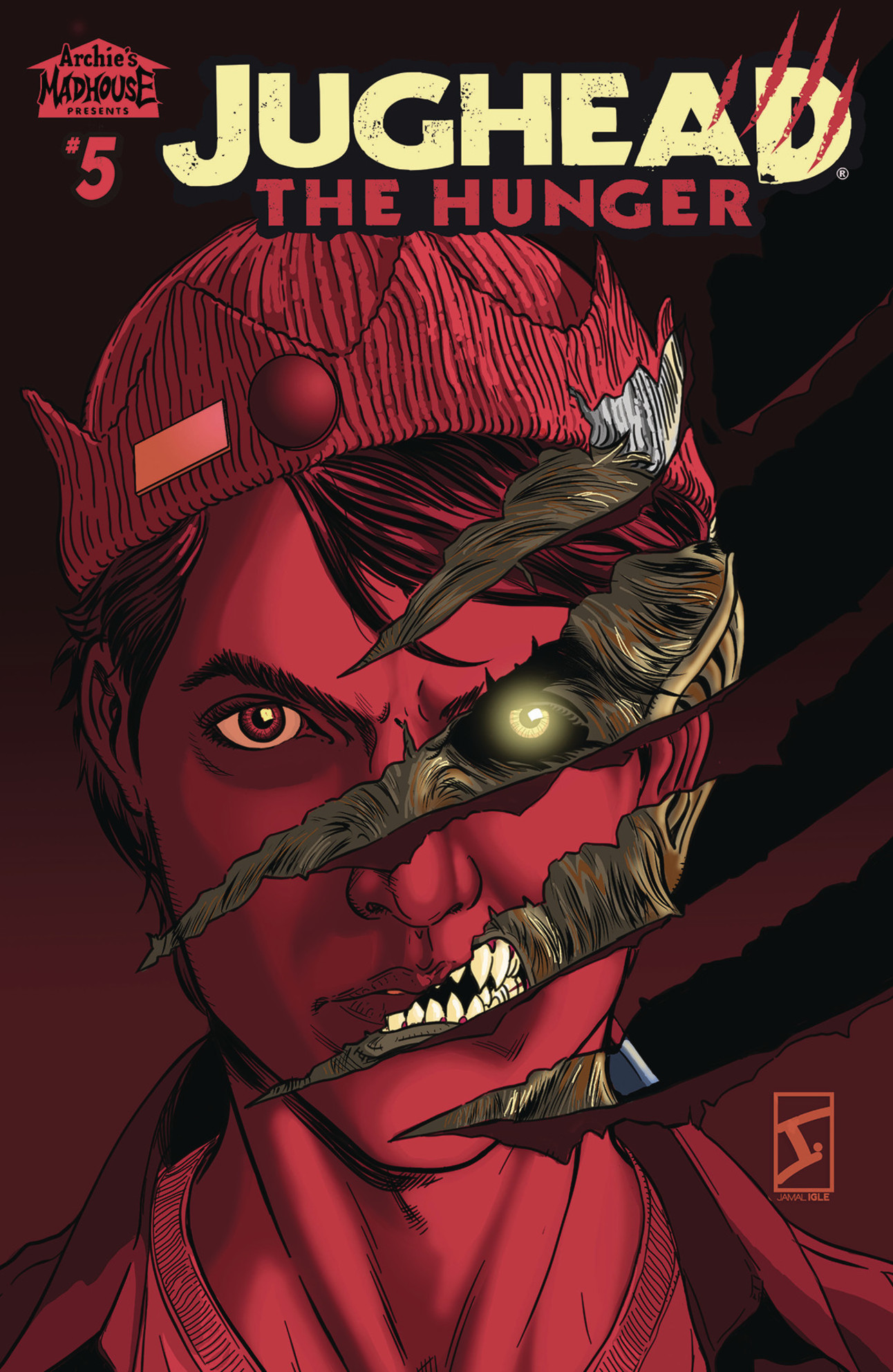 Jughead The Hunger 05 Cover