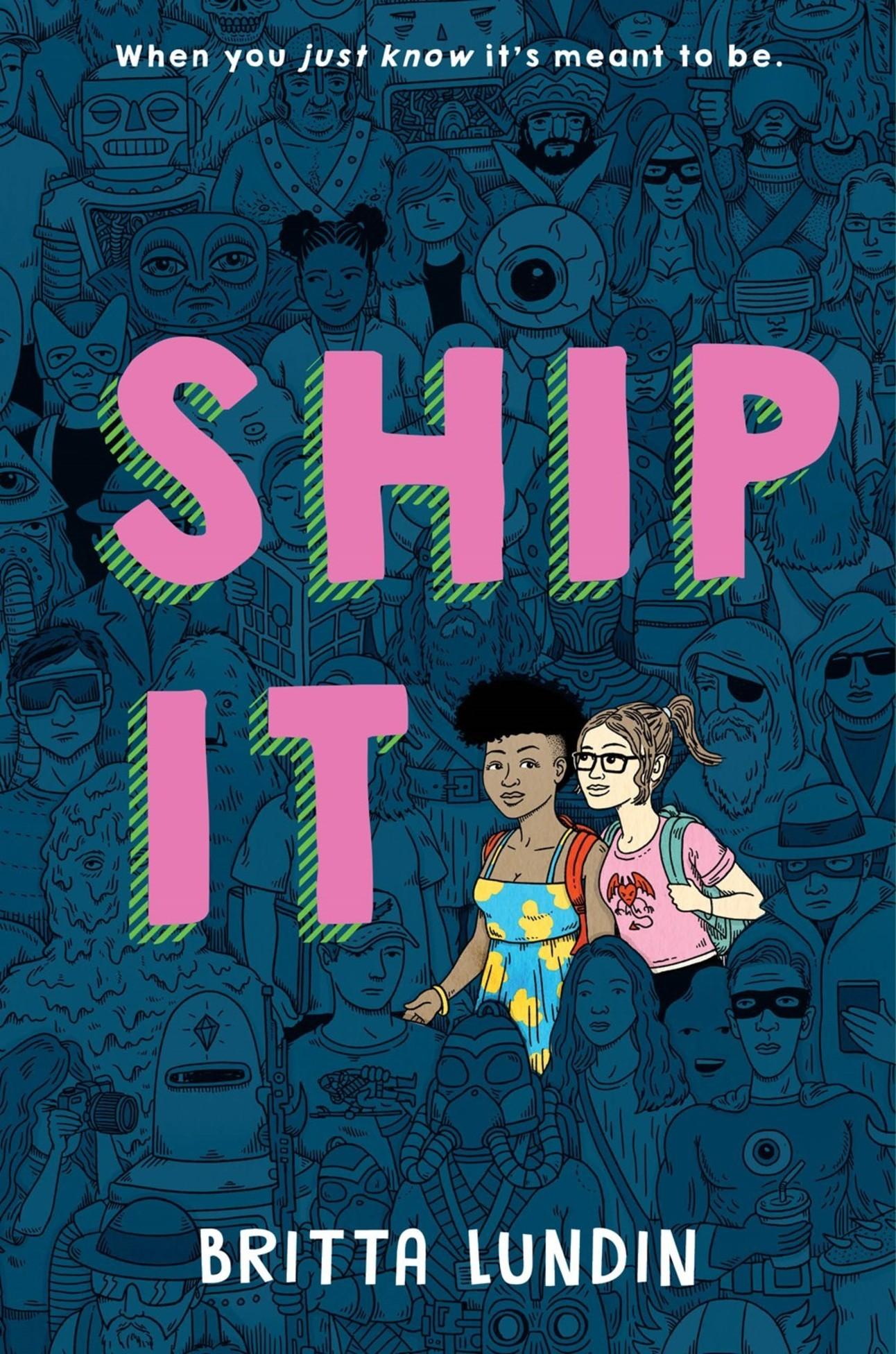 ship it britta lundin