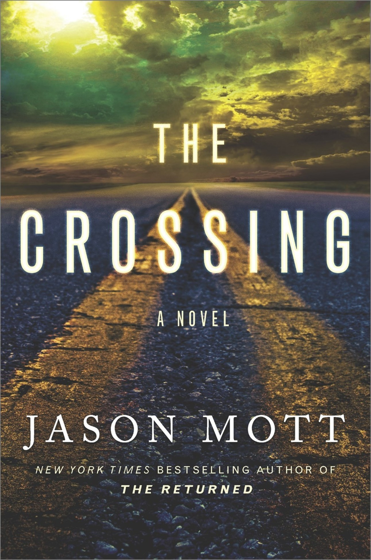 the crossing jason mott