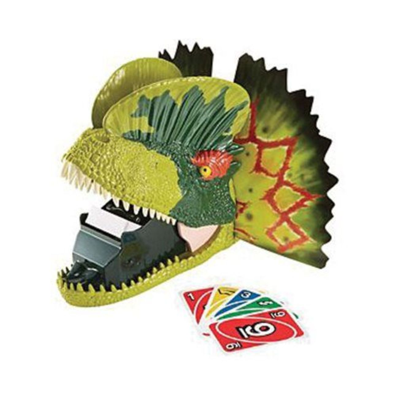 Jurassic Park Uno Game