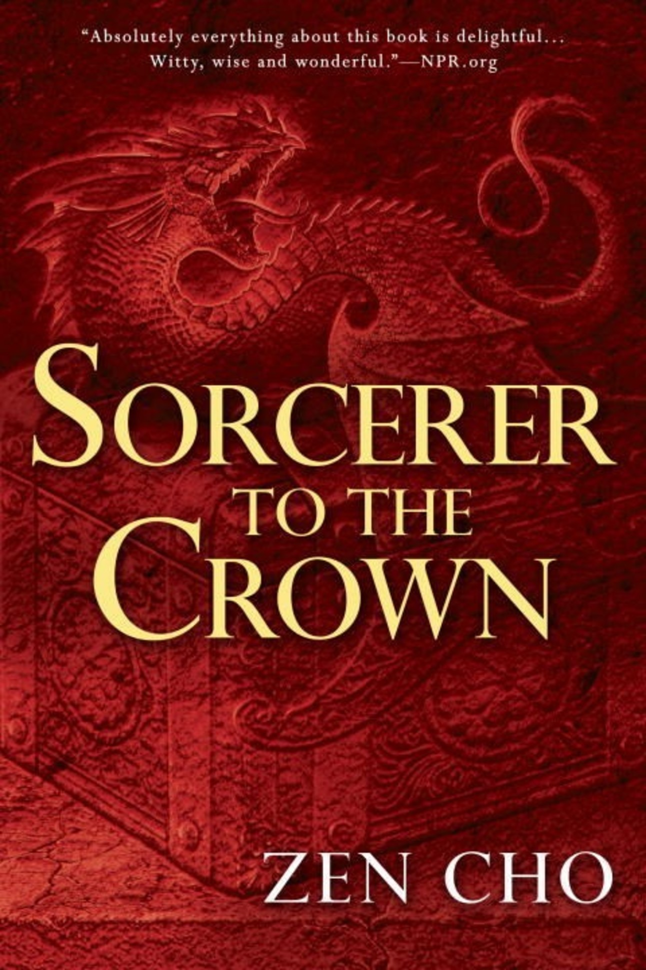 sorcerer to the crown zen cho