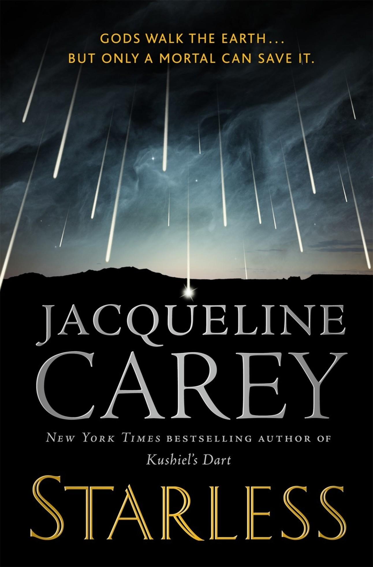 starless jacqueline carey