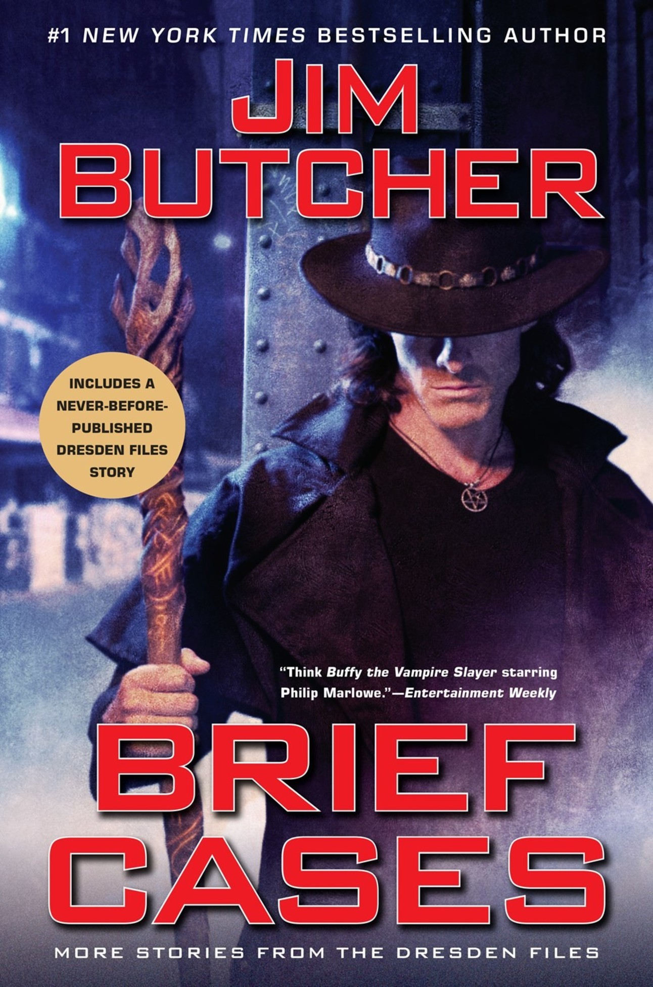 brief cases dresden files