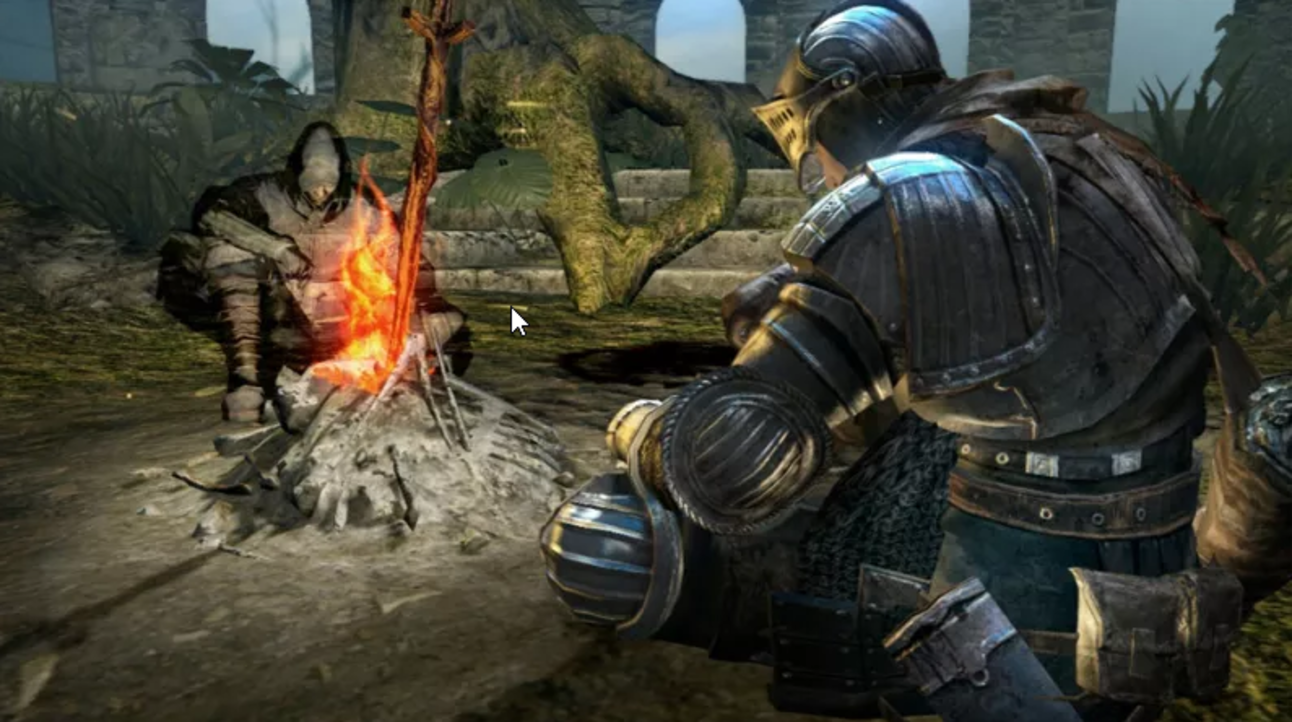Dark Souls - Campfire